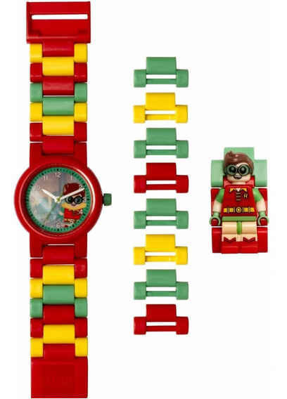Lego Batman Movie Robin Reloj De Pulso Diego Vez