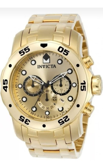 Relógio Invicta Original Na Caixa Sem. Novo