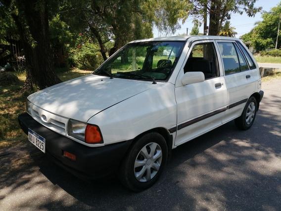 Ford Festiva 1.3 Gl Año 1994 - Aerocar