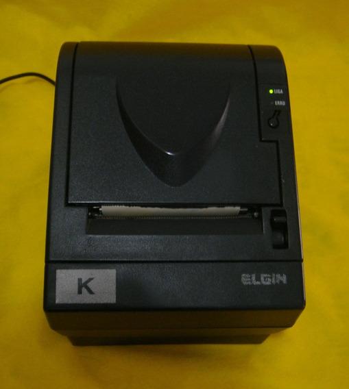Impressora Termica Elgin K - Ecf-if - Ler Anúncio