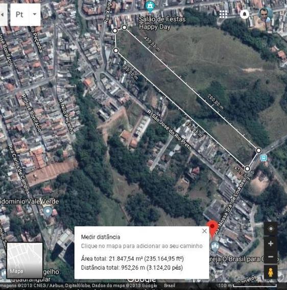 Terreno Para Venda Em Poá, (zona Oeste) - 2000/2134_1-1031784
