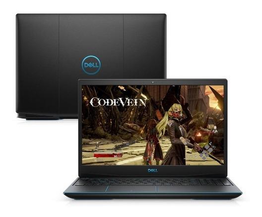 Notebook Gamer Dell G3-3590 I7 Ssd 512gb Gtx 6gb Ram 8gb
