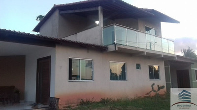 Casa A Venda Em Condomínio Em Macaíba