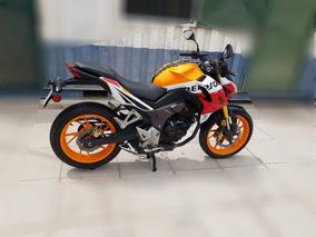 Vendo Moto Honda Cb190 Repsol