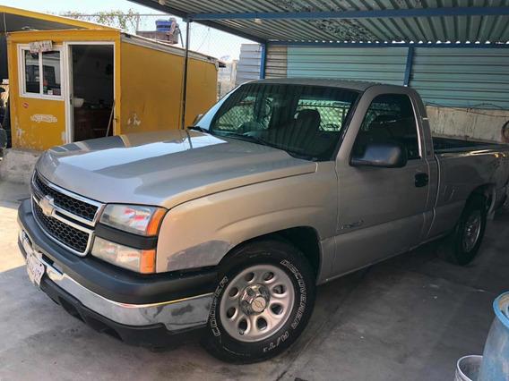Chevrolet Silverado A Pickup Silverado 2500 Cab Reg Mt 2007
