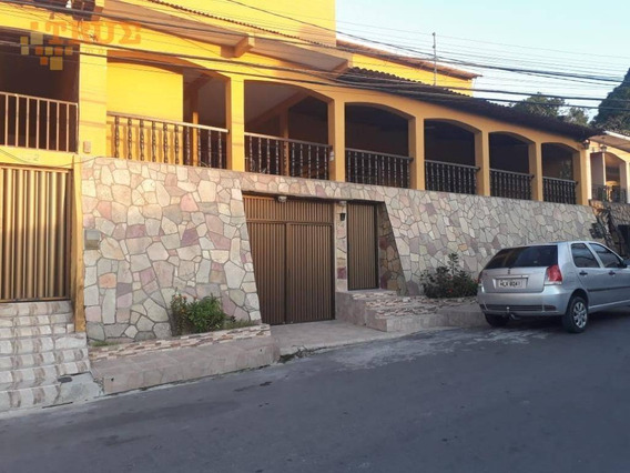 Excelente Casa No Centro De Camaragibe. - Ca0337