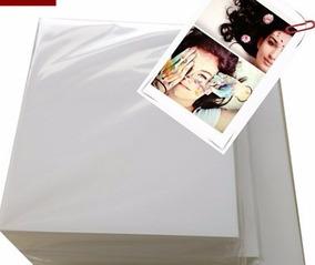 100 Folhas Papel Fotográfico Glossy A4 180g