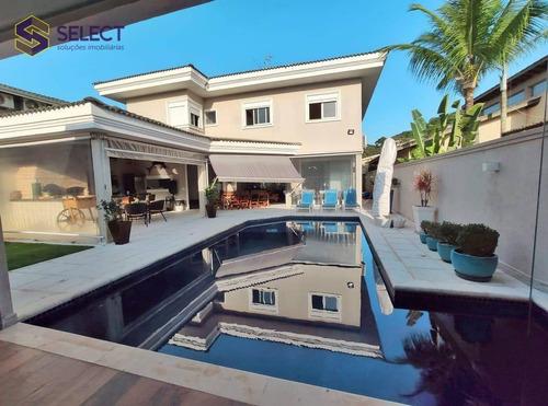 Sobrado Com 7 Dormitórios À Venda, 420 M² Por R$ 3.500.000,00 - Acapulco - Guarujá/sp - So0042
