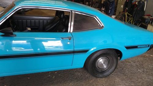 Imagem 1 de 7 de Ford Maverick V8
