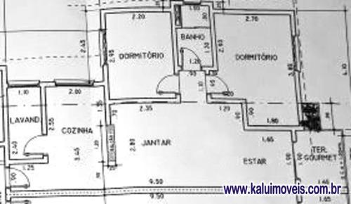 Santa Terezinha - Ótimo Apartamento Em Condomínio - 66459