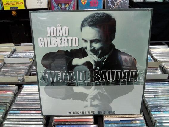 Lp - Joao Gilberto - Chega De Saudade = - Imp - Lacrado