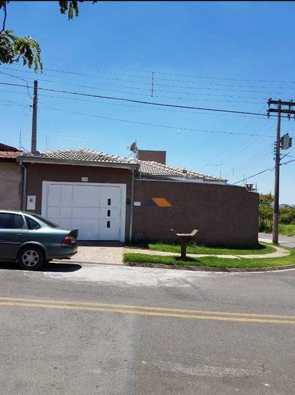 Casa Residencial À Venda, Parque Das Nações, Limeira. - Ca0429