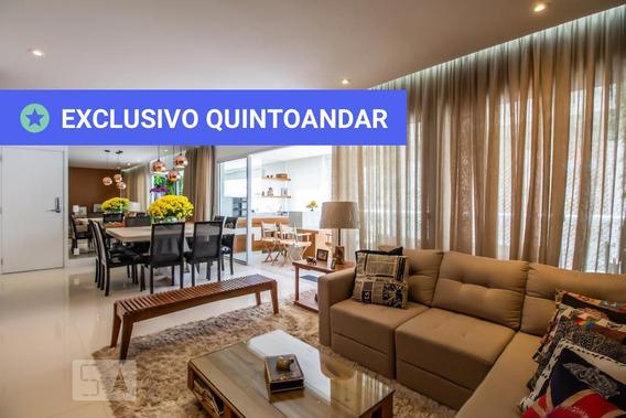 Apartamento No 3º Andar Mobiliado Com 3 Dormitórios E 3 Garagens - Id: 892944134 - 244134