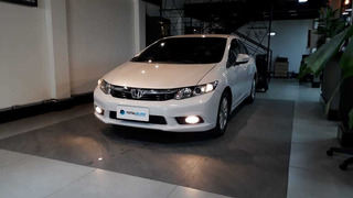 Honda Civic 13/14 Lxr Flex Blindado