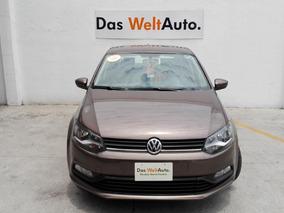 Volkswagen Polo 2017 5p L4/1.6 Aut