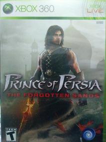 Prince Of Persia Xbox 360 Original , Midia Fisica