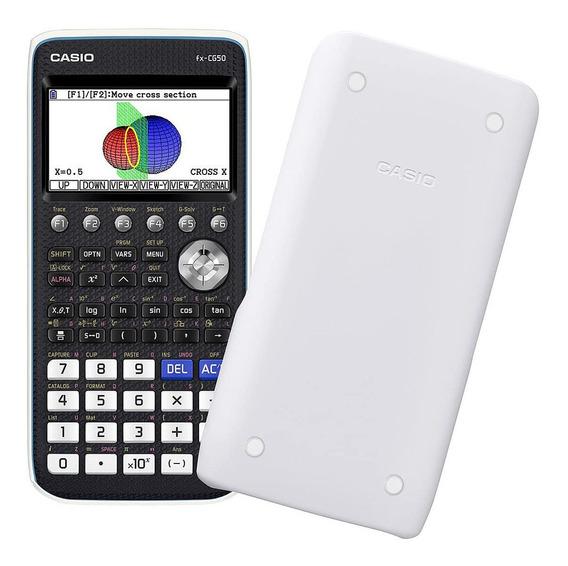 Calculadora Cientifica Gráfica Fx-cg50 Casio 2900 Funções