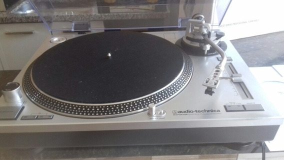 Toca Disco Audio Tecnica At-lp120-usb