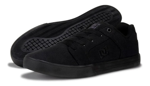 Tenis Dc Hombre Negro Method Tx Mx M Shoe Bb2 Adys100397bb2