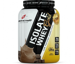 Whey Gold Isolate Definition 1.8kg | Isolada E Hidrolizada