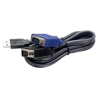 Trendnet Usb Cable Vga Kvm Macho A Macho,