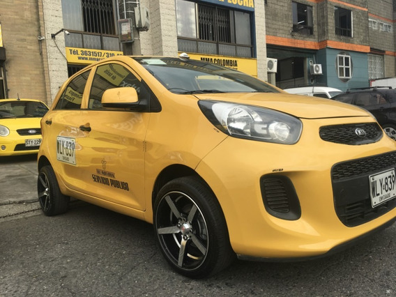 Taxi Kia Picanto 2017 Individual