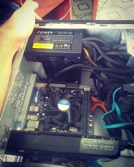 Computador Gamer 12gb - Gtx 460
