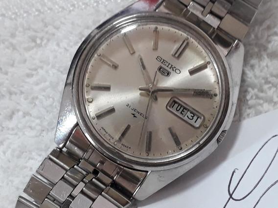 Relógio Seiko 7006, Masculino, Automático (otr) !