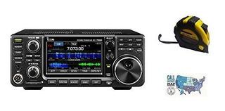 Radio Bundle 3 Items Includes Icom Ic-7300 100w Hf Transce ®