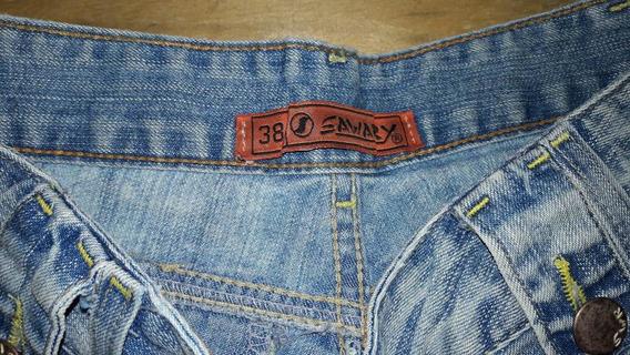Calça Sawary 38 Detalhes Bolso