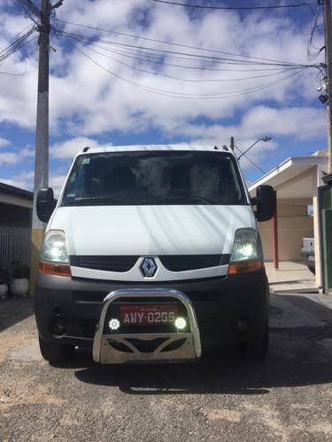 Van Renault Master L1h1 Branca 13/13