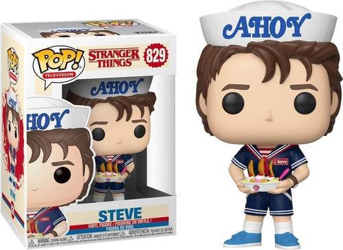 Funko Pop! Stranger Things: Steve #829