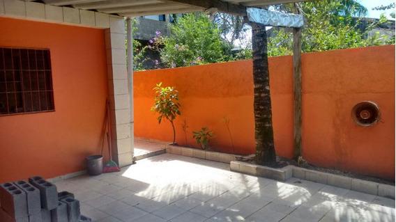 Sobrado Para Venda Por R$160.000,00 Com 125m², 1 Dormitório, 2 Vagas E 1 Banheiro - Balneário Flórida Mirim, Mongaguá / Sp - Bdi25430