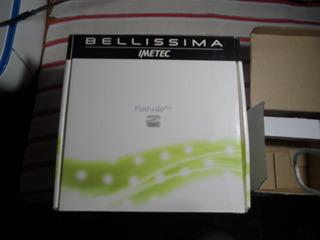 Depiladora Definitiva Bellissima Flash & Go Fast Luz Pulsada