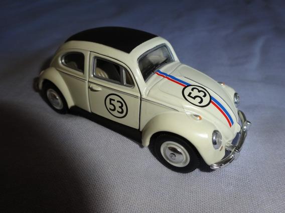 Vw Fusca Herbie 53 Escala 1/43 Schuco Germany Split