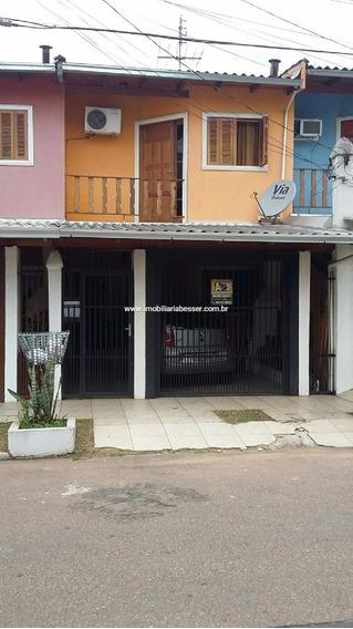 Excelente Sobrado 2 Dormitorios Em Sapucaia - V-125
