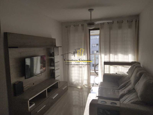 Ml - Apartamento De 3 Quartos Sendo 1 Suíte, Freguesia - Cgap30073