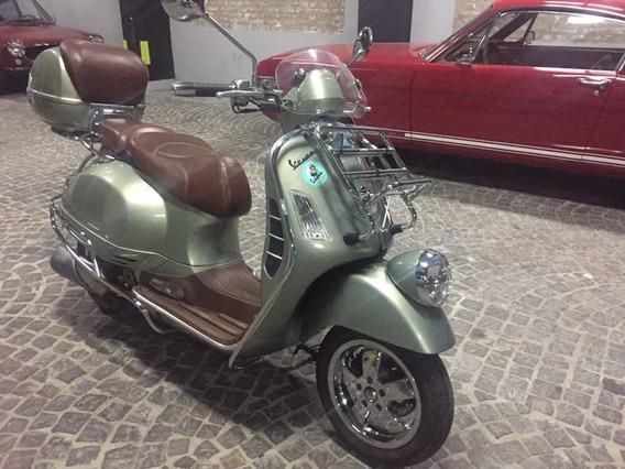Vespa 250 Faro Basso
