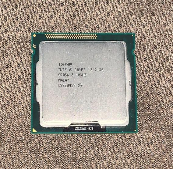 Processador I3 2130 1155 3,40ghz
