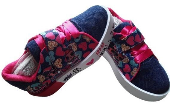 Zapatos Para Niñas Lol Surprise Y Fila Niñas