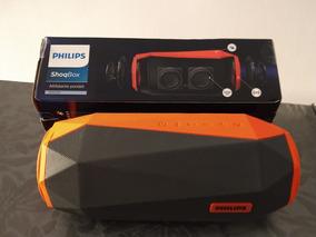Caixa De Som Bluetooth Phillips Sb500
