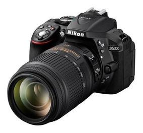 Camara Digital Nikon D5300 Kit18-55vrii+16gb+tripo+kit Limp