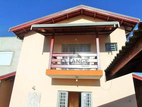 Casa Com 5 Dormitórios À Venda, 250 M² Por R$ 750.000 - Jardim Residencial Ravagnani - Sumaré/sp - Ca11355