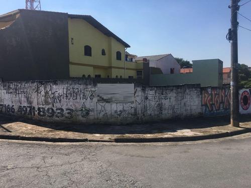 Imagem 1 de 2 de Terreno Jardim Jamaica , Plano, Esquina, Com 326 M2 - 51086
