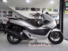Honda Pcx150 Gris 2018
