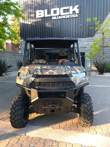 Polaris Ranger Crew 1000 Xp Camuflado 2020 Guarderia Block
