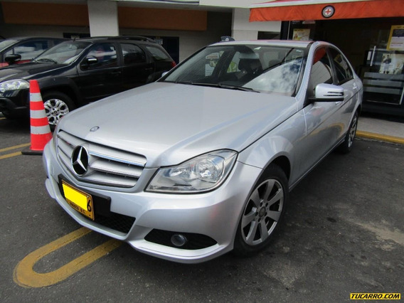 Mercedes Benz Clase C C 180 1.6 At Turbo