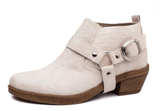Zapatos Mujer Botas Texanas Hielo