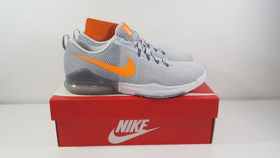 Tênis Nike Zoom Train Action De Treino Masculino Tam 43 Cinz