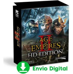Age Of Empires 2 Pc Português + Expansões Mídia Digital 2018